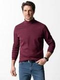 Rollkragen-Shirt