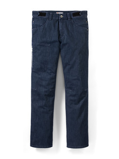 Klepper Coolmax Jeans Blau Detail 1