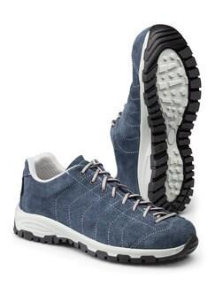 Klepper Wandersneaker Blau Detail 1