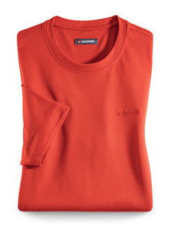 Klepper Dry Touch T-Shirt Orange Detail 1