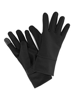 Klepper Softshell Handschuhe Schwarz Detail 1