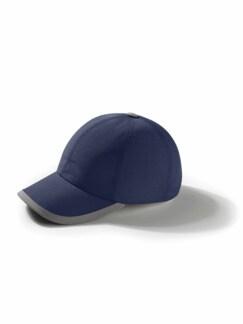 Baseballkappe UV-Schutz Marine Detail 1