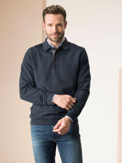 Polo-Pullover Soft-Touch