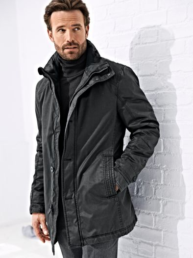 City Parka Aquastop