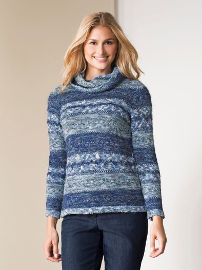 Soft-Pullover Symphonie