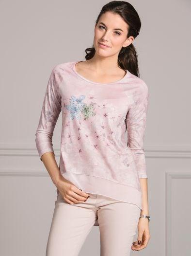 Shirt Pastel Flower