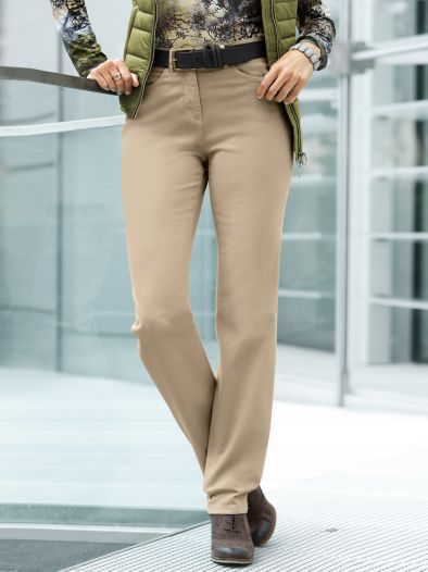 Baumwoll-Hose Five Pocket