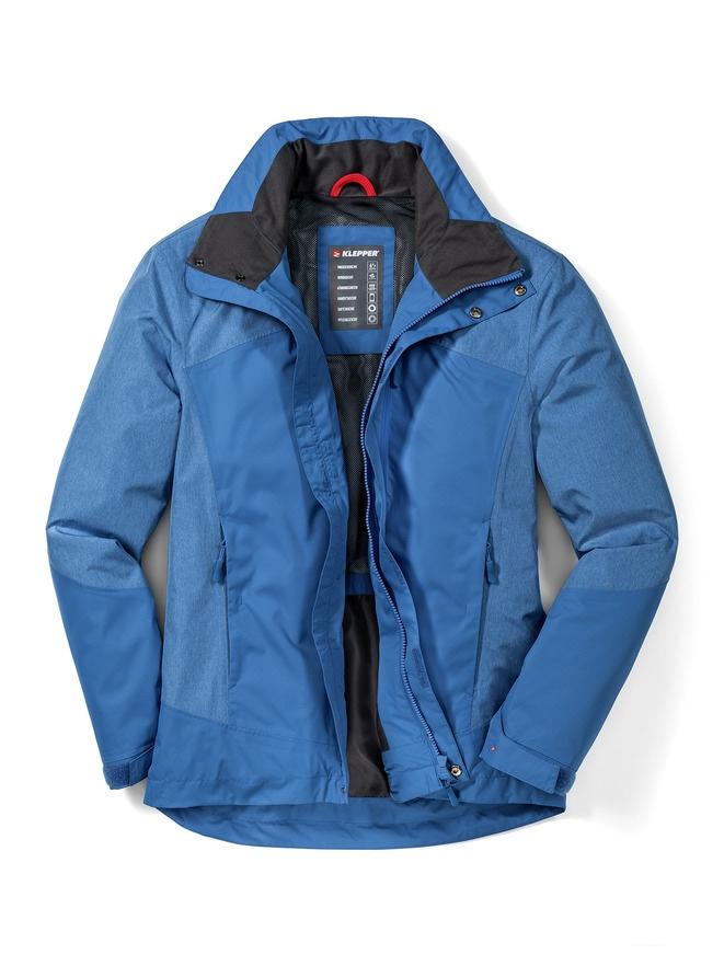 Klepper Jacke Wetterschutz