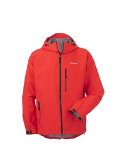 Klepperjacke Ultralight Extreme Feuer-Rot Detail 5