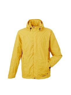 Klepper Packaway-Jacke Aquastop Gelb Detail 8