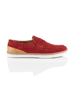 Sport Loafer Rot Detail 3