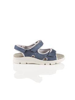 Klepper Sandale Blau Detail 5